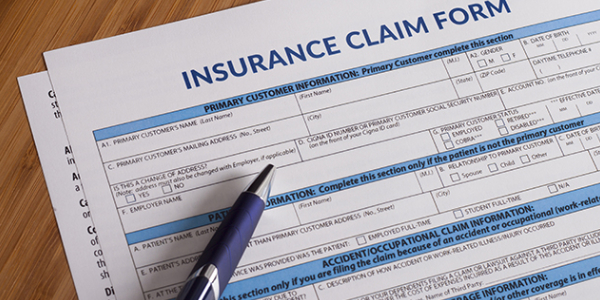 File A Claim With Your Insurance Company - 917 JLF